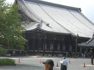 西本願寺 本殿